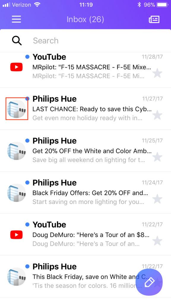 BIMI-mobile-inbox
